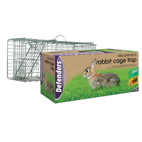 STV RABBIT (LARGE) CAGE TRAP