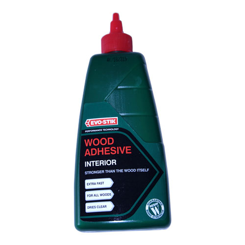EVO STIK 500ML RESIN W ADHESIVE  TUBE 30803771