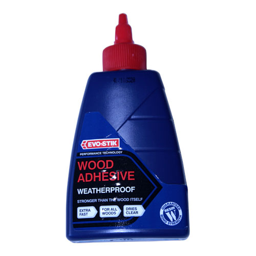 EVO STIK 250ML RESIN W WATERPROOF WOOD ADHESIVE  30602828