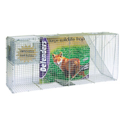 STV LARGE WILDLIFE CAGE TRAP