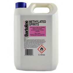 BARTOLINE METHYLATED SPIRITS 5LTR
