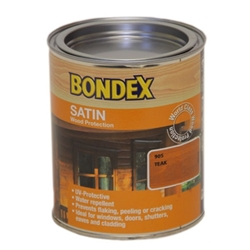 BONDEX 900 SATIN CLEAR 750ML