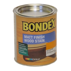 BONDEX 900 STAIN CLEAR 750ML