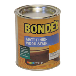 BONDEX 728 STAIN OREGAN PINE 750ML