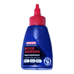 EVO STIK 125ML RESIN W WATERPROOF WOOD ADHESIVE  30602826