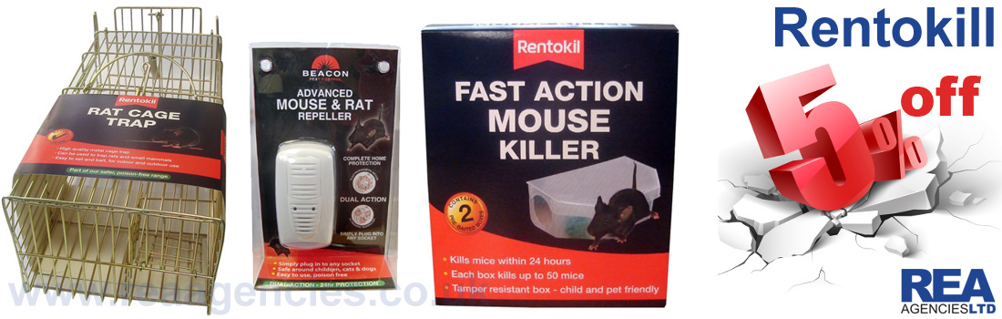 Rea Agencies Rentokill Products