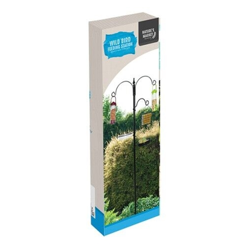 KINGFISHER TRADITIONAL BIRD FEEDING STATION (FEEDERS NOT INCLUDED) (BFS)