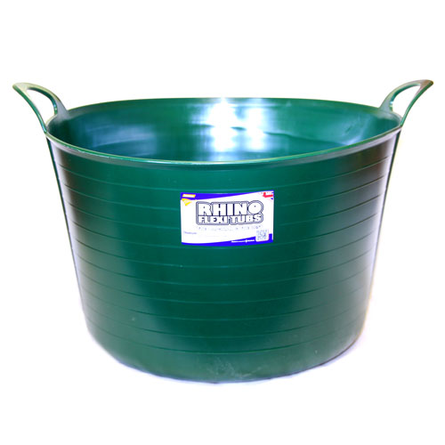 75LTR RHINO COLOURED FLEXI BUCKET