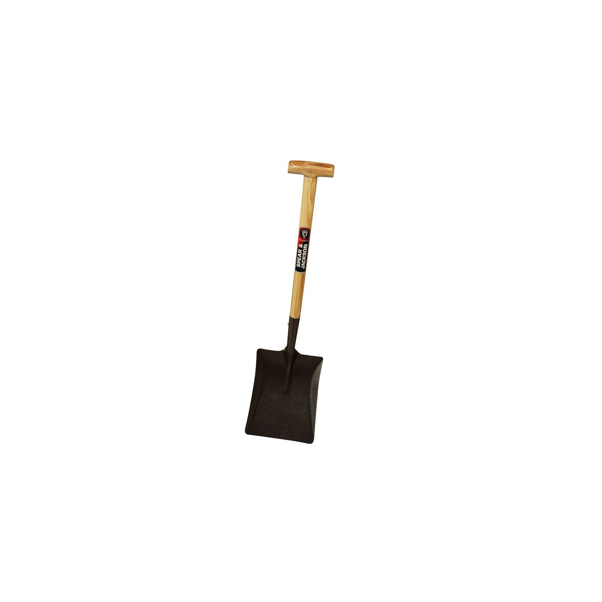 SPEAR & JACKSON NO4 SQUARE MOUTH SHOVEL 28