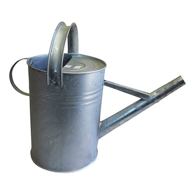 GALVANIZED 3 GALLON CONTRACTORS TAR CANS
