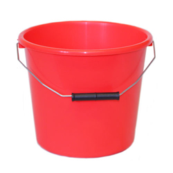RED CALF BUCKET 5LTR (TU15)
