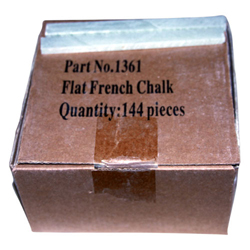 FRENCH CHALK (BOX OF 144)