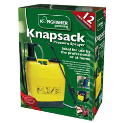 KINGFISHER KNAPSACK SPRAYER 12LTR (PS4012)